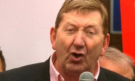 McCluskey elected as Unite's leader