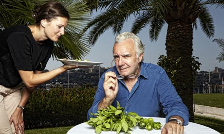 Alain Ducasse, with Elizabeth Day