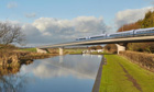 Business backs high-speed rail link