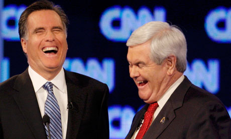 Romney and Gingrich