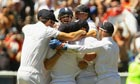 Fourth Test Australia v England Day Four