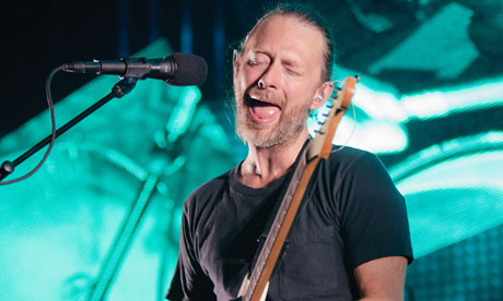 Radiohead in concert at the Manchester Arena, Britain - 06 Oct 2012