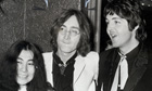 yoko ono john lennon paul mccartney