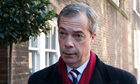 Nigel Farage believes voters are turning Ukip's way