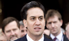 Ed Miliband was scathing about David Cameron's attitude to the