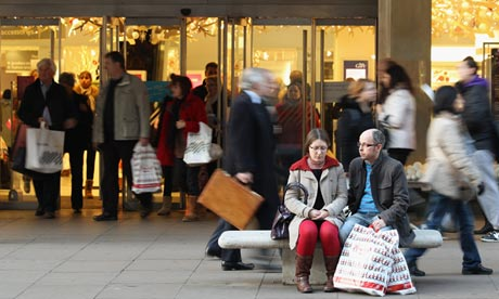 Retailers Hope For A Good Christmas Despite The Current Economic Gloom