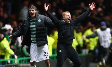 Celtic mnager Neil Lennon