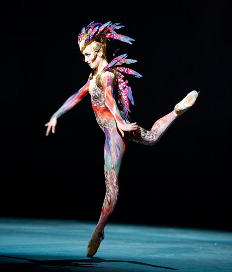 beyond ballets russes,firebird,english national ballet,ovsyanick,bosch,summerscales,ramirez,souza,