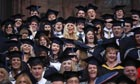Students From Liverpool's John Moore University Receive Their Degrees