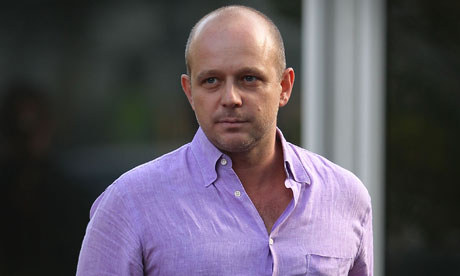 Steve Hilton, David Cameron's strategy director