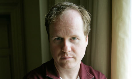 Film director Joss Whedon