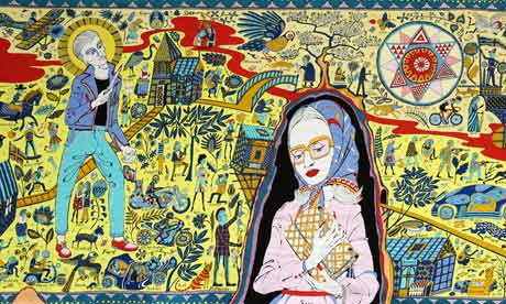 Tapestry by Grayson Perry