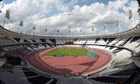 The Olympic Stadium will be the scene of Danny Boyle's extravaganza