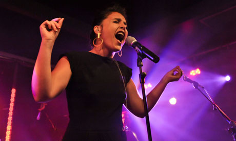 Jessie Ware Performs At Plan B In London