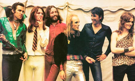 Roxy Music: the band that broke the sound barrier