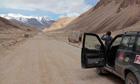 Central Asia Rally mountains