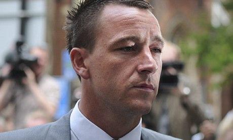 England footballer John Terry