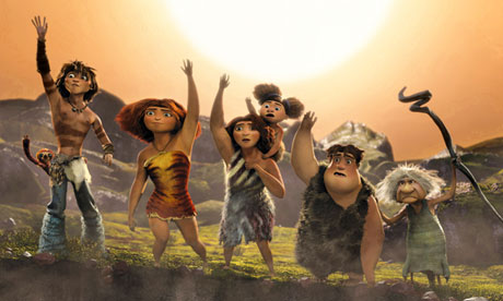 The Croods – review | Film | The Observer