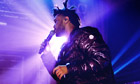 The Weeknd,, Live