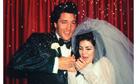 Photo of Elvis Presley & Priscilla Presley