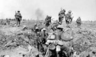 World War One - British Empire - Western Front - Battle of the Somme - 1916