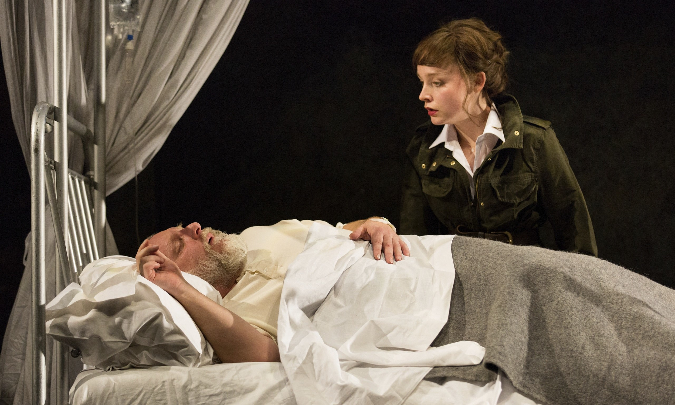 king lear treachery Considered by many to be the greatest tragedy ever written, king lear sees two  aging  their blindness unleashes a tornado of pitiless ambition and treachery,.