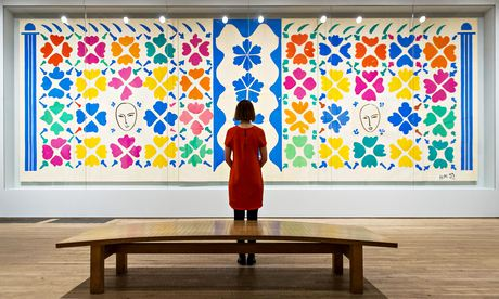 Henri Matisse: The Cut-Outs review – 'the lesson of a ...