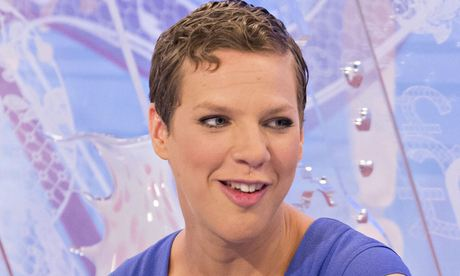 Francesca Martinez, founder of the War on Welfare campaign.