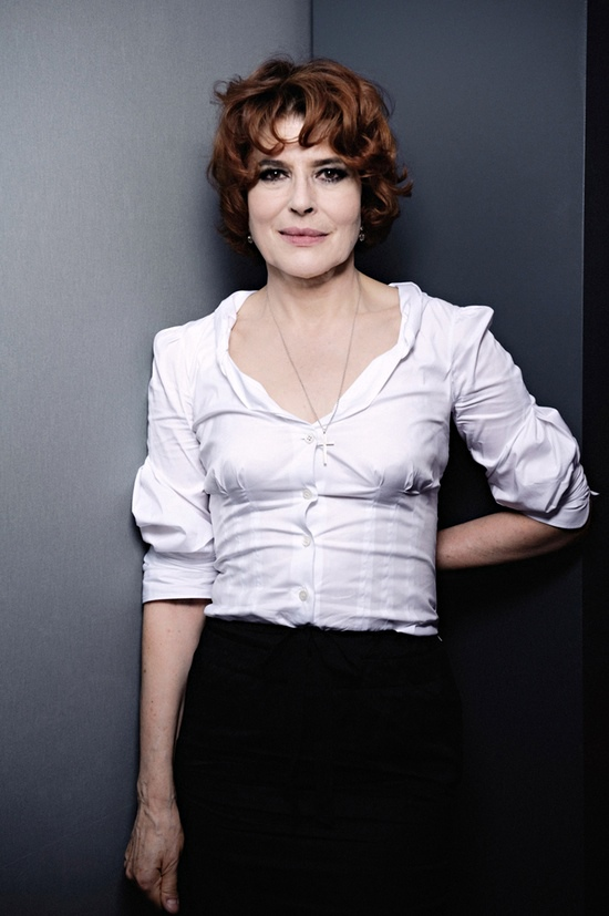 Fanny Ardant: 'Tears are like diamonds, you can't waste ...
