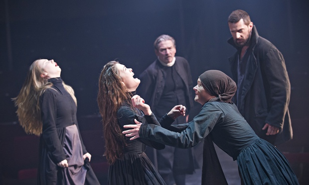 the changing temper of john proctor in the crucible a play by arthur miller Proctor reveals abigail's true motivations, jealousy and desire, at great personal cost to himself if had made the revelation earlier, perhaps it could have prevented the tragedy of the witch-hunt.