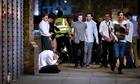 Policing the night-time economy in Manchester, Britain - 05 May 2013