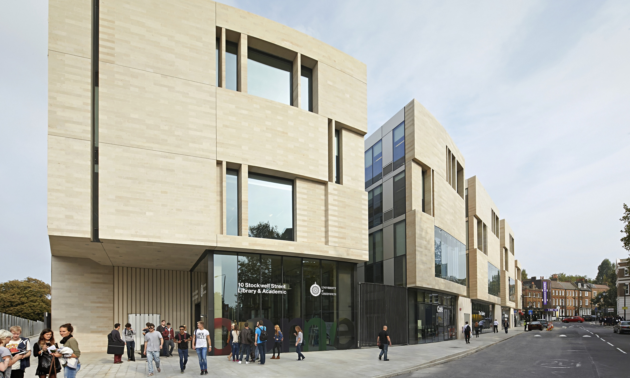 Greenwich School of Architecture review - a generous, confident building