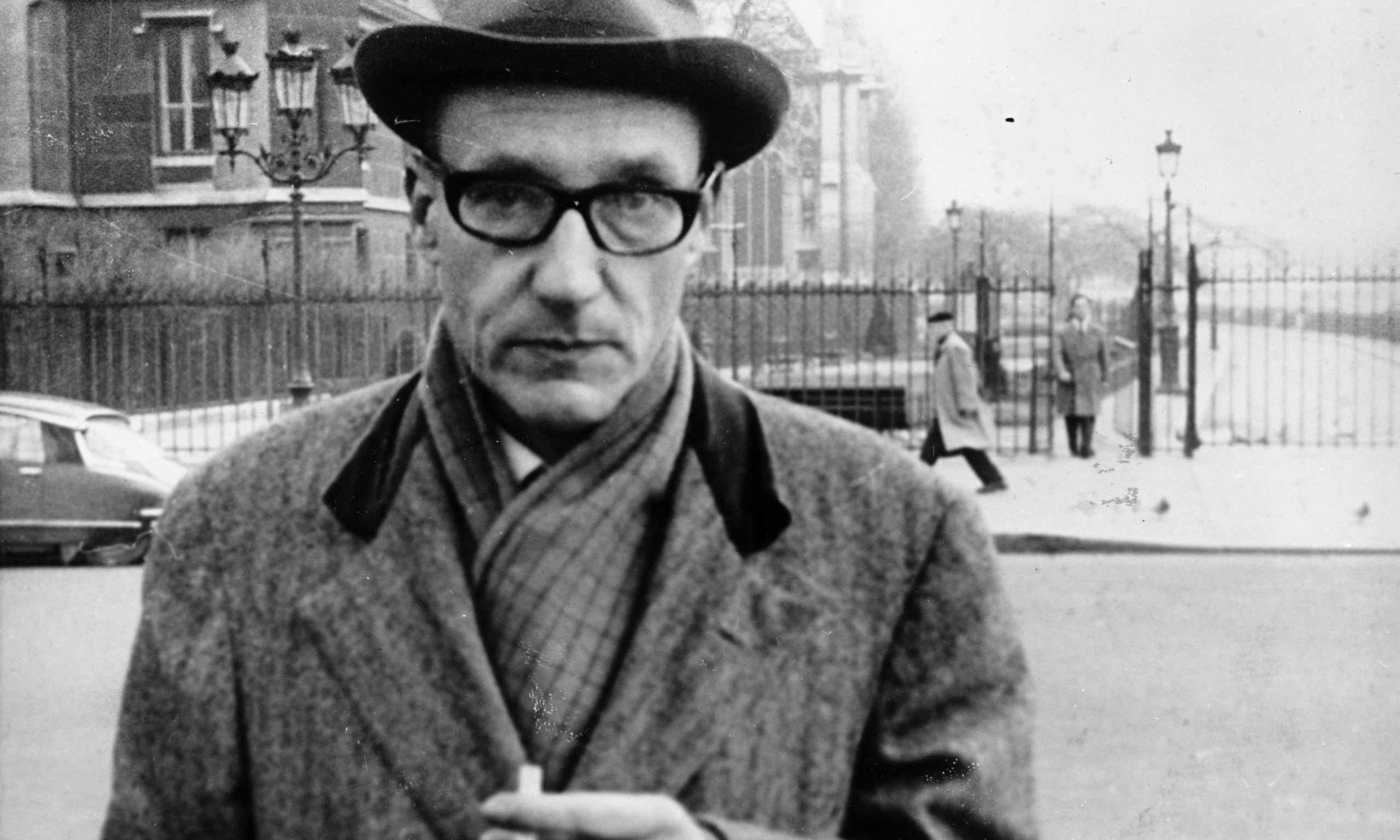 Regrets william burroughs nake lunch