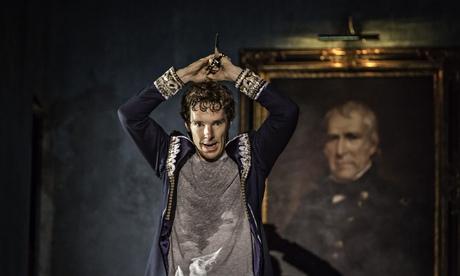 Hamlet review – Benedict Cumberbatch is the sanest of Danes