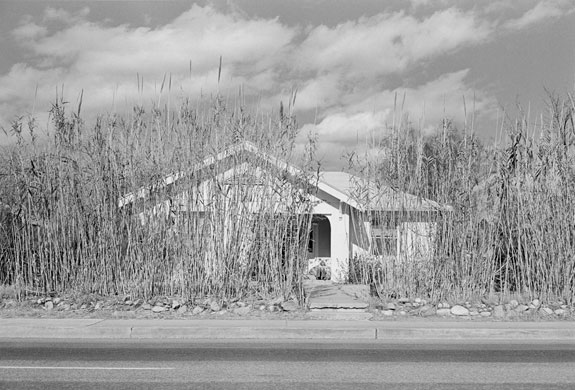 New Topographics: Tucson, Arizona, 1974 by Henry Wessel