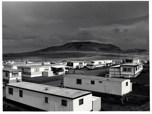 Robert Adams, Mobile Homes, 1973.