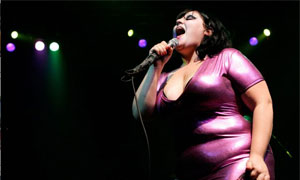 Beth Ditto at Kentish Town Forum