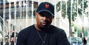 Rapper Chuck D