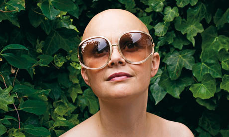 TV Presenter Gail Porter photographed at her home in London.