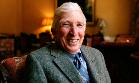 Phone porn works for John Updike. Photograph: Eamonn Mccabe