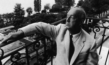 Vladimir Nabokov, 1965