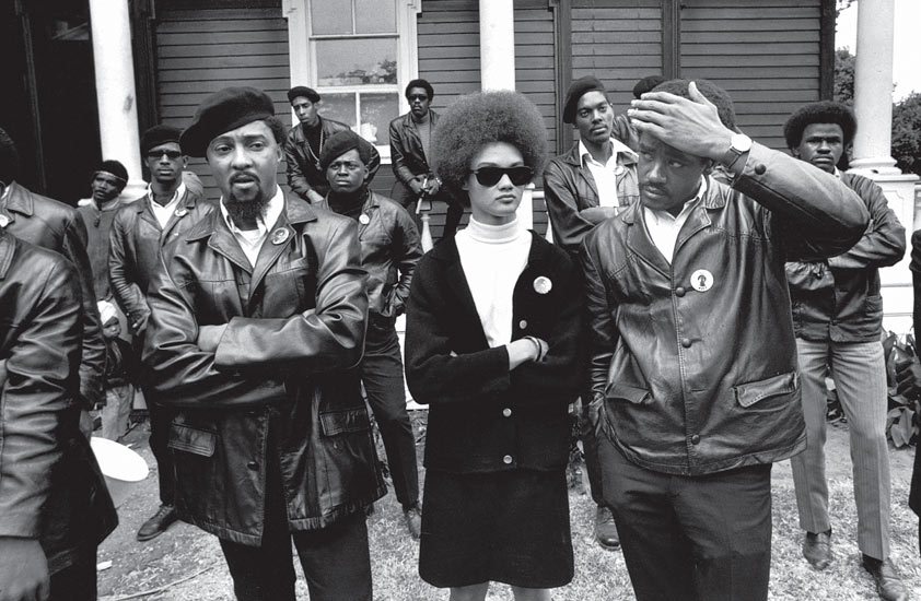 Life with the Black Panthers   Sean O'Hagan   Art and ...