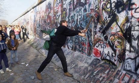 Tearing Down The Berlin Wall http://bignewsbrighton.blogspot.com/2011/09/mood-were-in-around-here.html