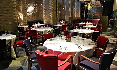 Terence Conran's Boundary restaurant
