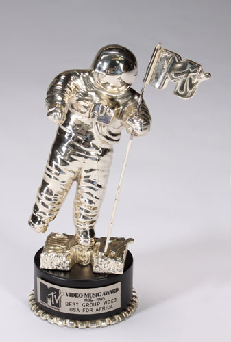 Michael Jackson's auction: Michael Jackson's MTV award