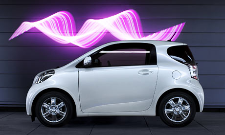 Fashion News Inspired Toyota Q Car