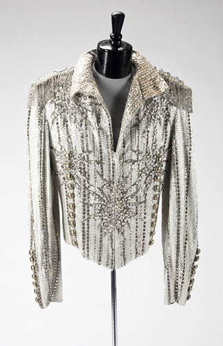 Michael Jackson auction 2: Victory Tour jacket