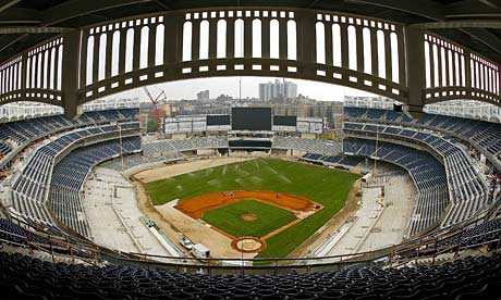 yankee stadium  travel