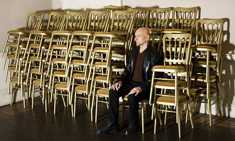 Sir Ben Kingsley takes a pew