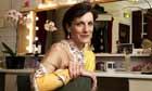 Harriet Walter In Her dressing room